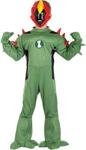 Costume alieno ben 10