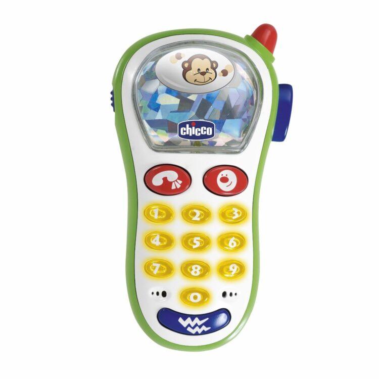 Primo Telefono con Luci e Suoni