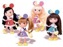 bambola I love Minnie