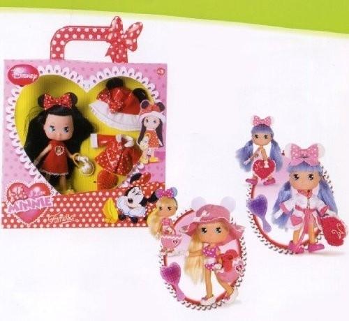 I Love Minnie - Abiti e accessori con bambola
