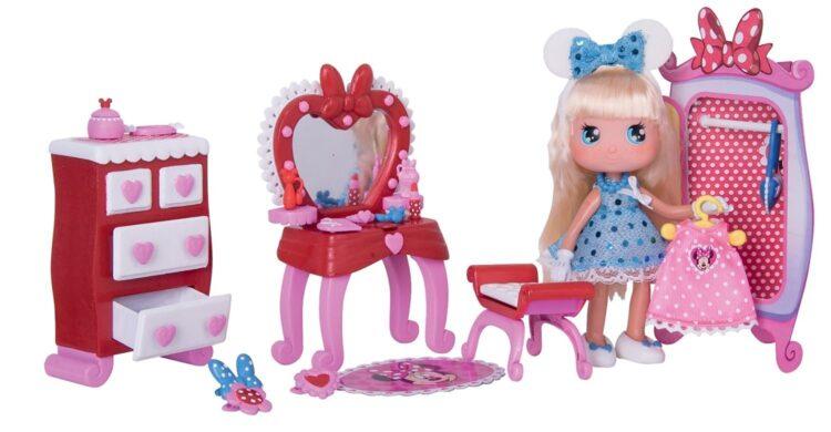 La Cameretta Di I Love Minnie