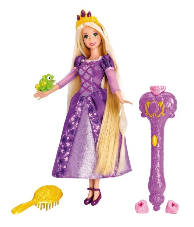Rapunzel Chioma Da Favola Disney