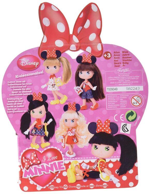 Accessori I Love Minnie