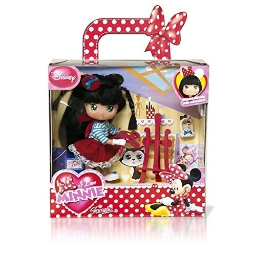 I Love Minnie Artista