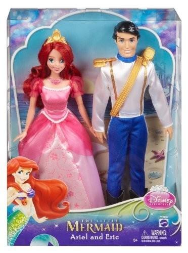 Un Giorno Romantico con Ariel e Eric