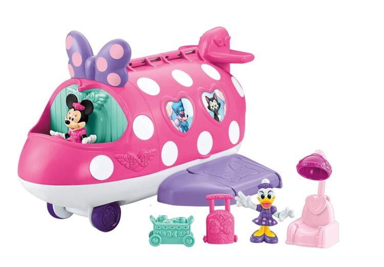 Il Fashion Jet di Minnie