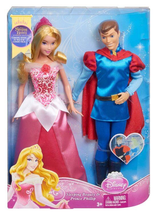 Aurora e Il Principe Filippo