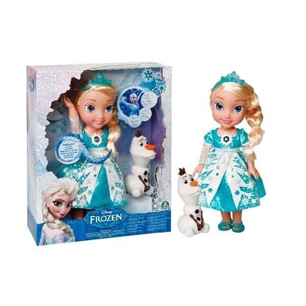 Frozen Doll Cantante