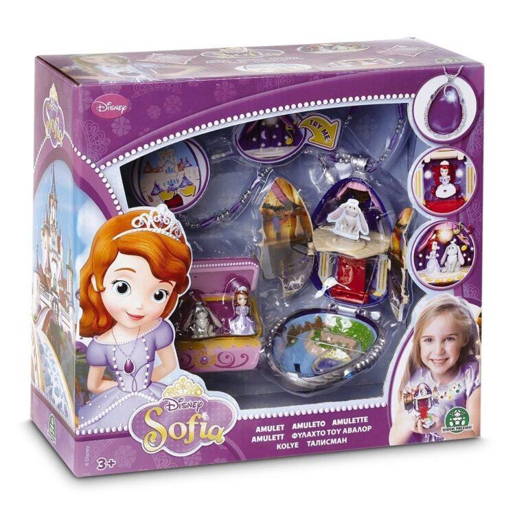 Amuleto Principessa Sofia
