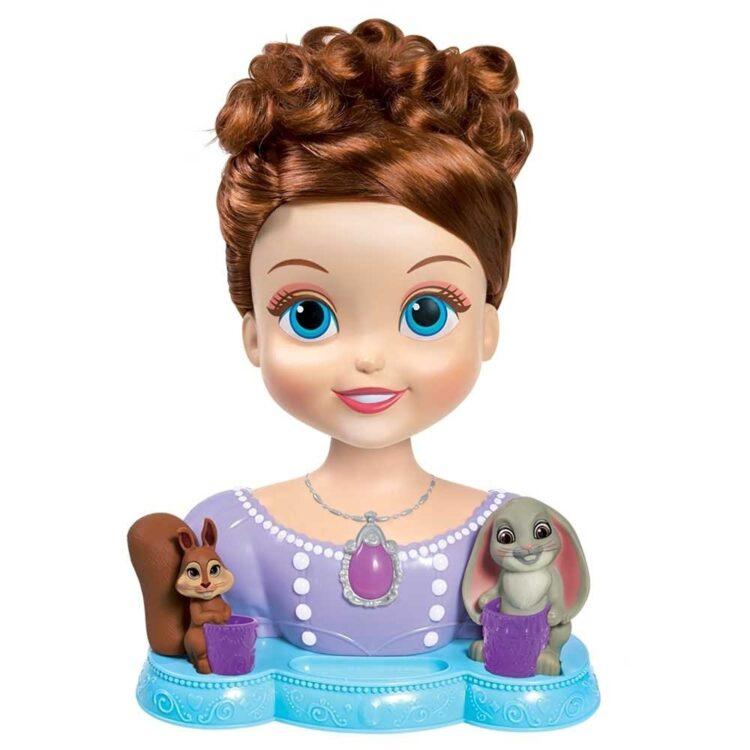 Testa parlante Principessa Sofia