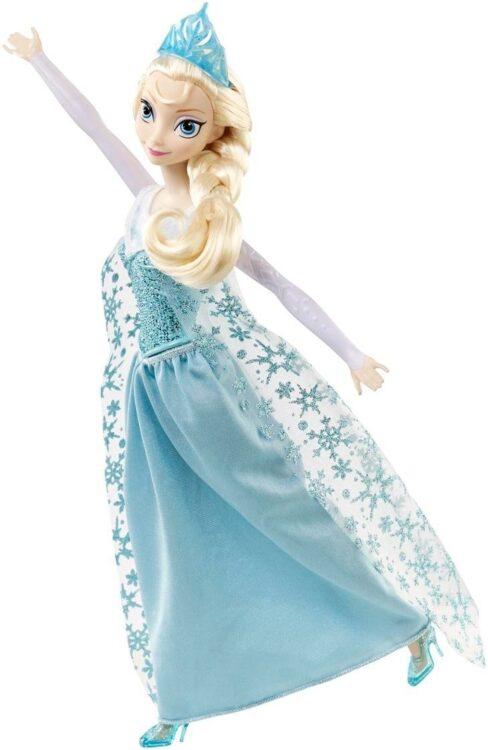 Bambola Elsa canta con me