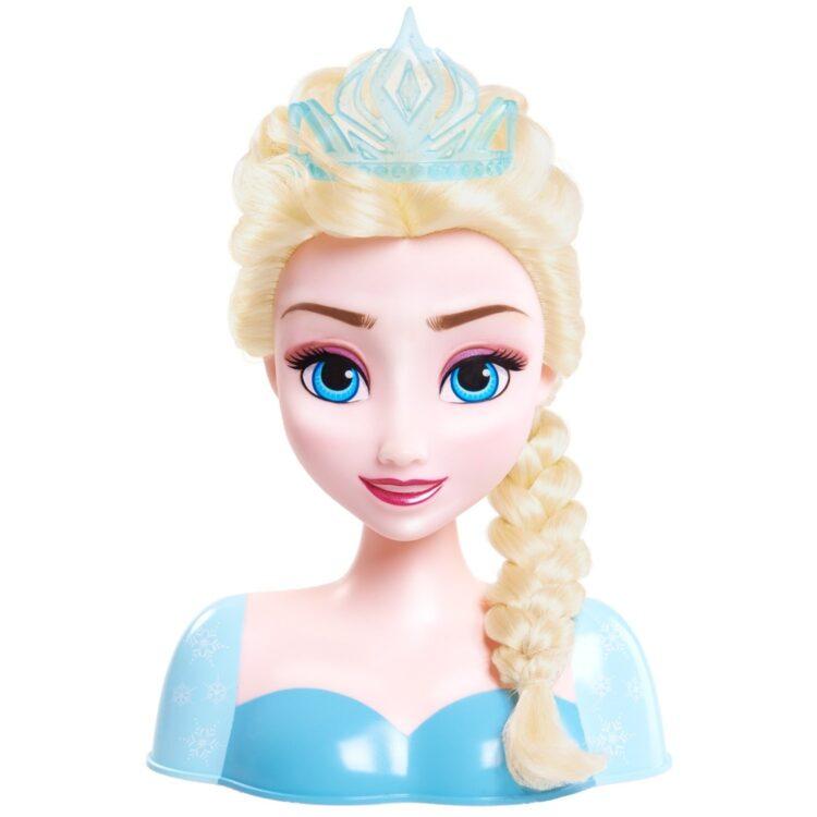 Elsa testa da pettinare - Disney Frozen