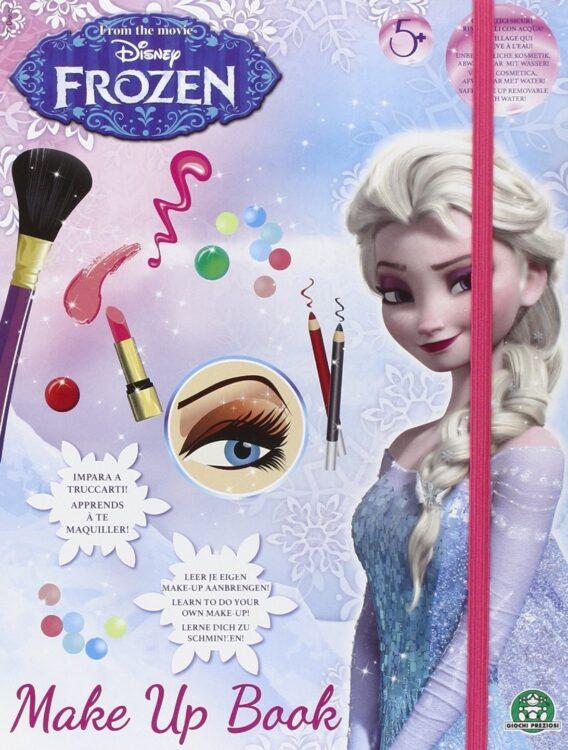 Giochi Preziosi - Disney Frozen makeup book