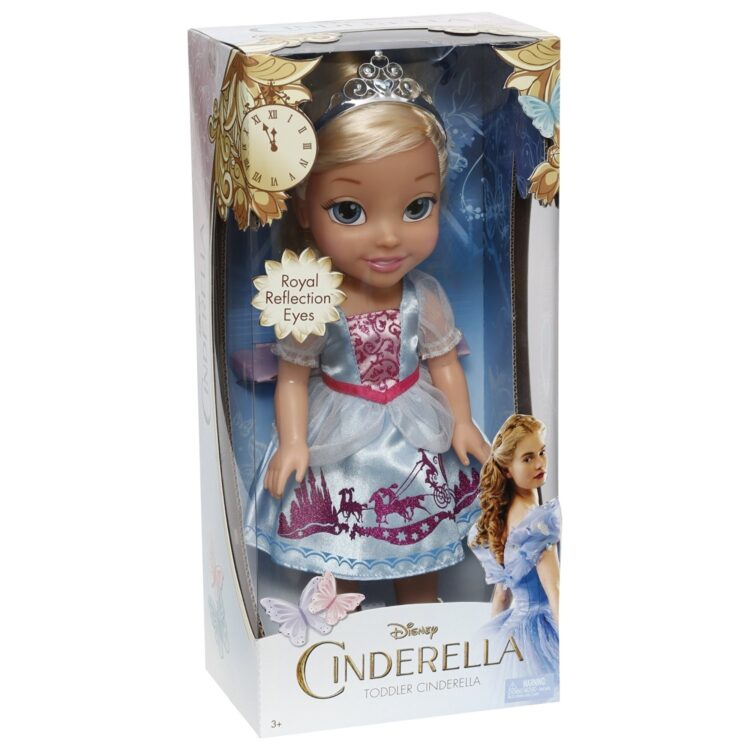 Bambola Cenerentola Alta 35 cm