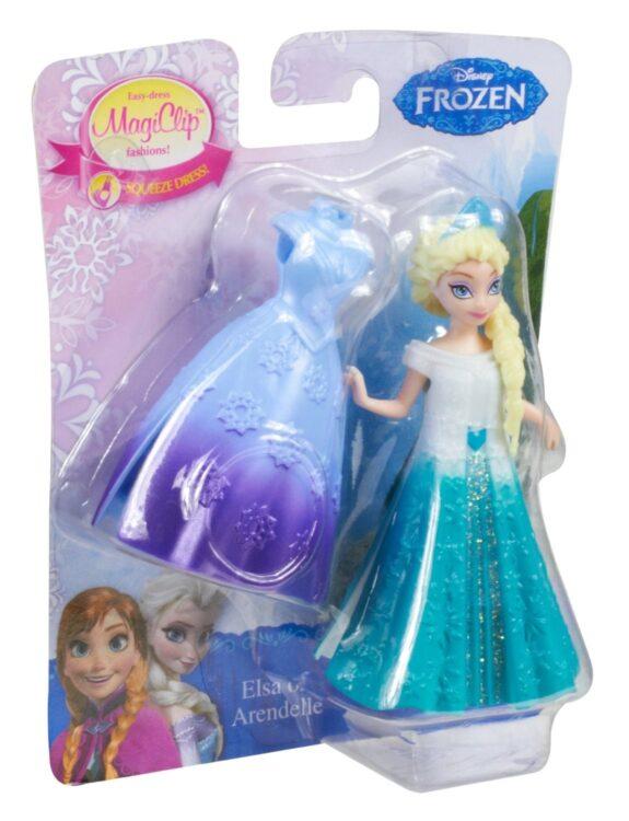 Disney Frozen - Elsa Bambola Piccola con Abito