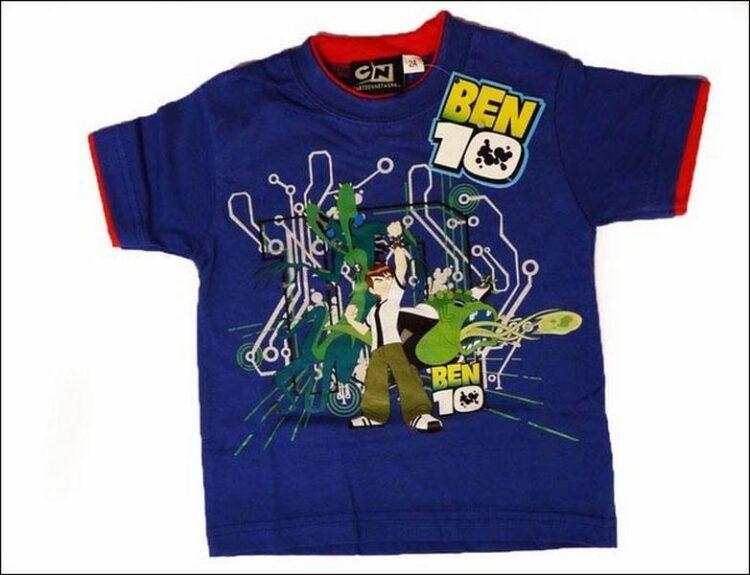 T-shirt manica corta Ben 10