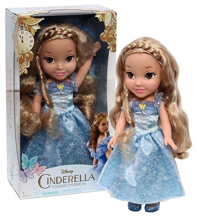 Bambola Cenerentola al Ballo