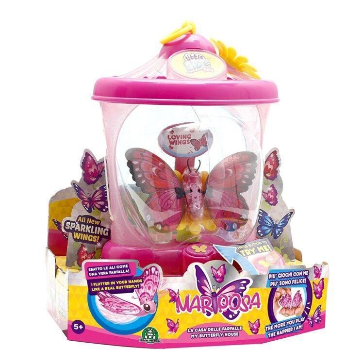 Set da due - Mariposa: la Casetta delle Farfalle