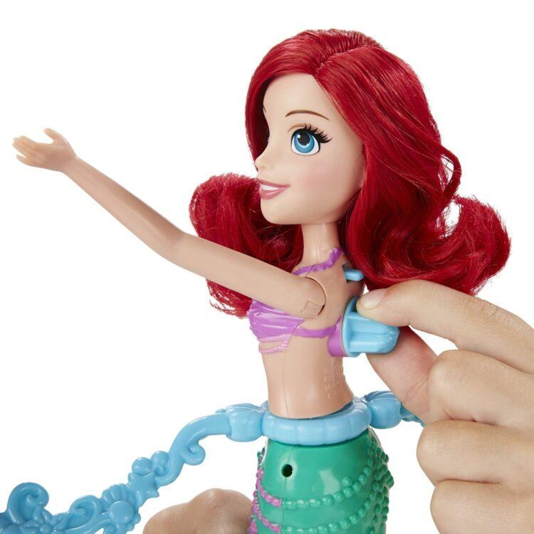 La Sirenetta Ariel Spin And Swim