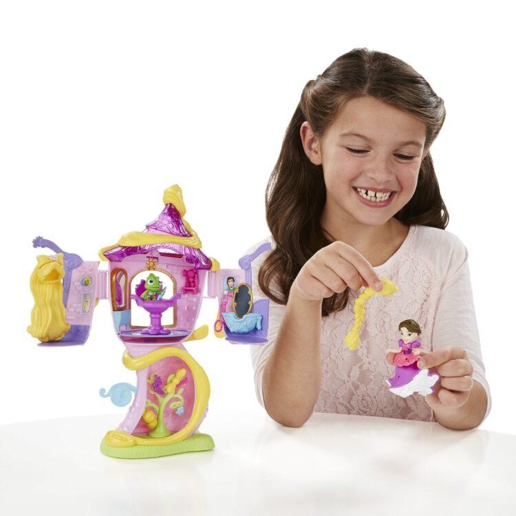 Mini Torre di Rapunzel Disney
