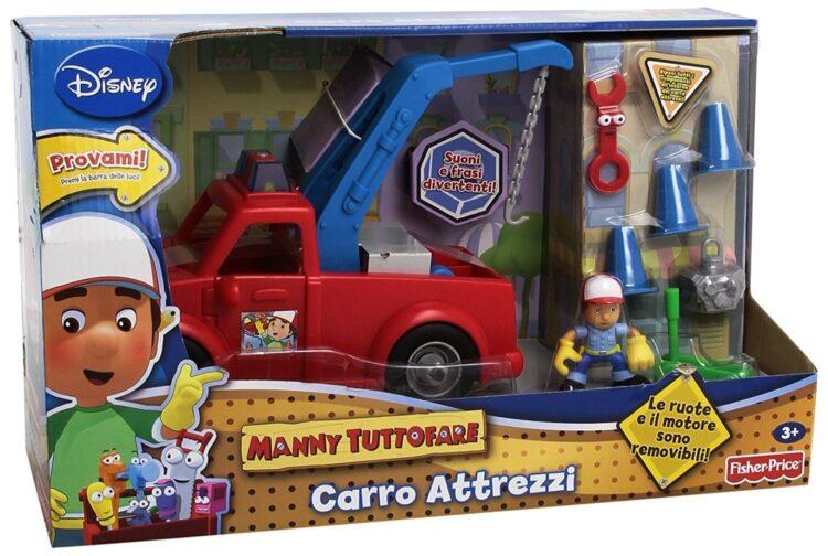 il carro attrezzi di Manny
