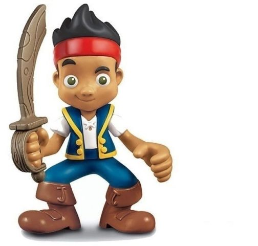 Jake e i pirati Action Figures