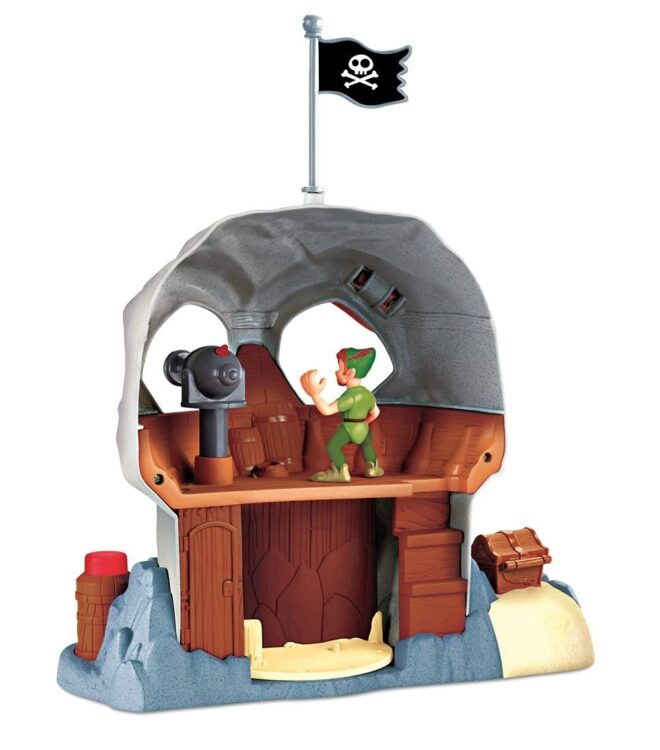 L'Isola del Teschio Jake e i Pirata