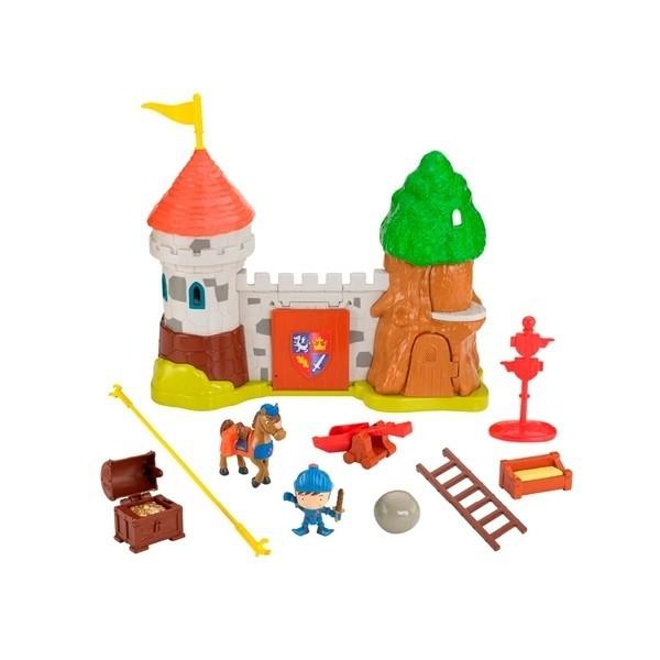 Mike Il Cavaliere - Castello di Glendragon