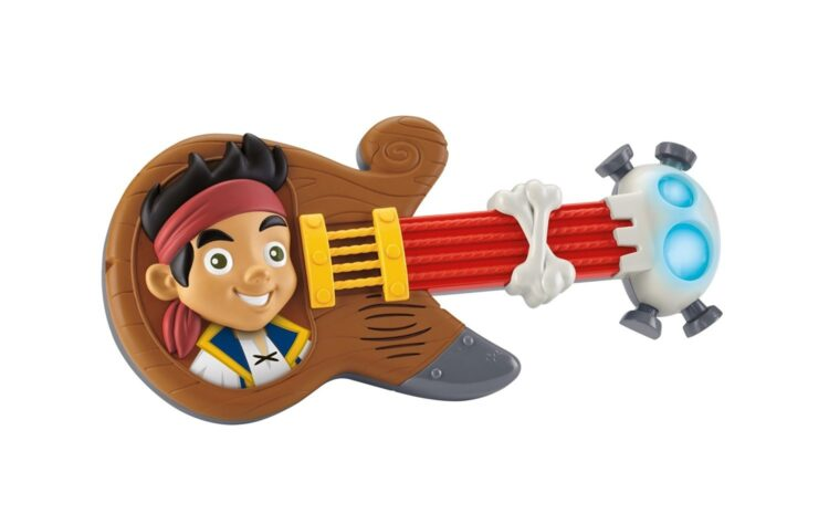La Chitarra Pirata Rock
