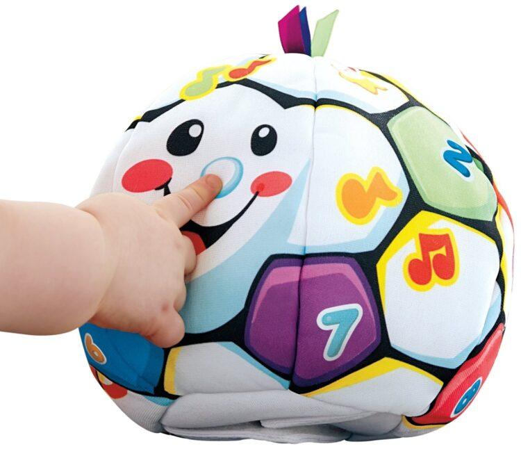 Palla Interattiva Gioca e Impara