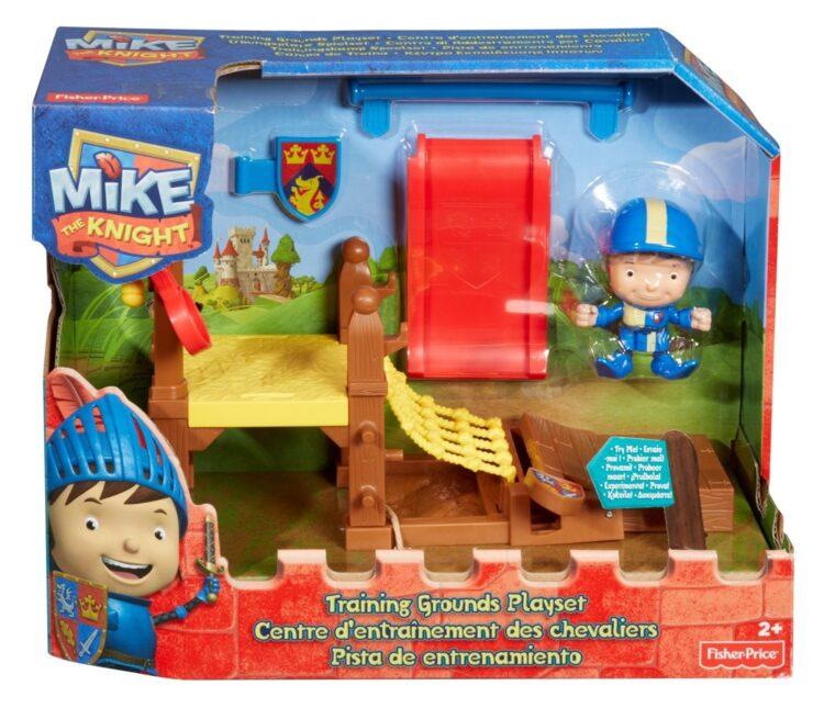 Mike il Cavaliere Campo d'Allenamento