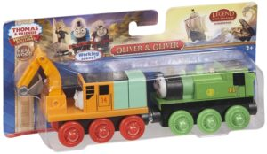 Oliver & Oliver - Trenino Thomas