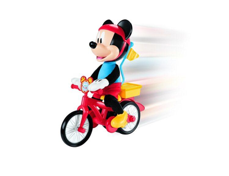 Topolino Ciclista