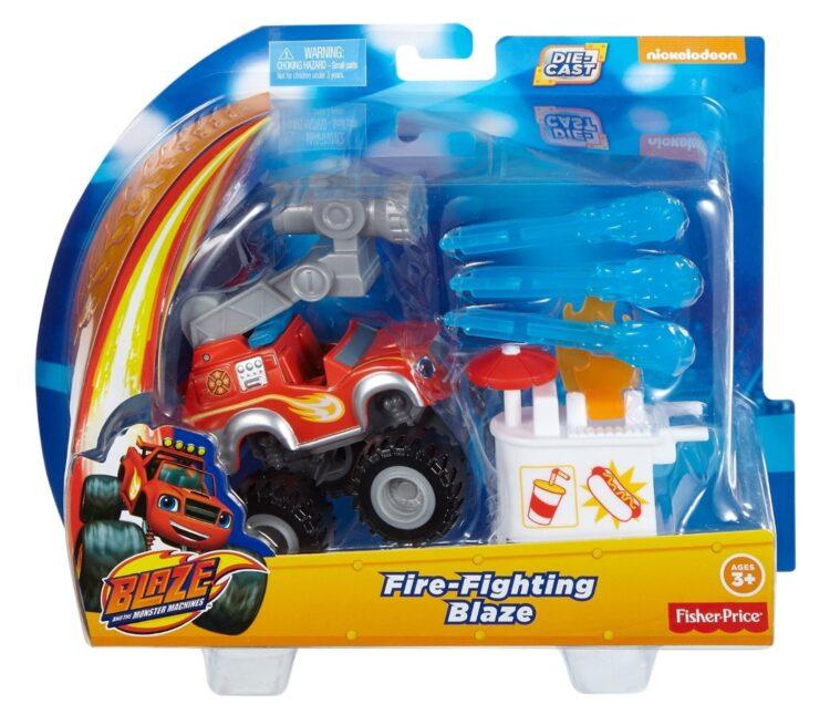 Blaze e le Mega Macchine - Veicoli assortiti