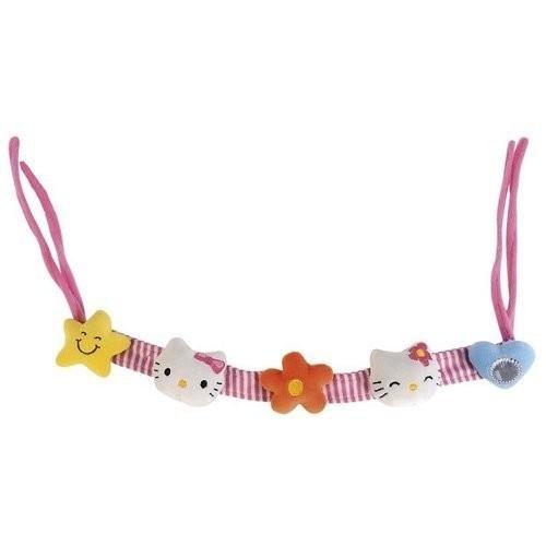 Hello Kitty, Cintura per passeggino di peluche