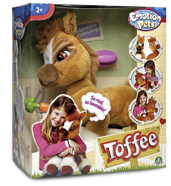 Il mio Pony Toffee