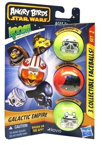 Palline Angry Birds Star Wars