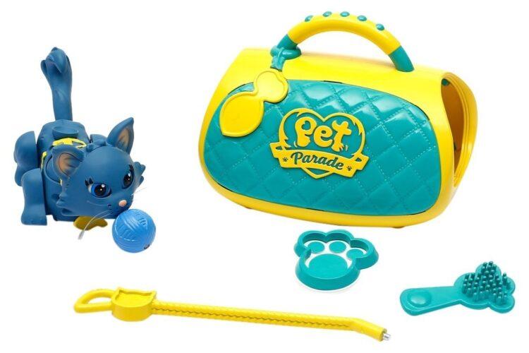 Pet Parade Carry Kit con Gattino