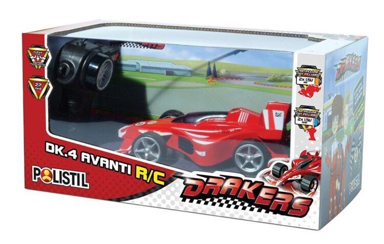 The Drakers - DK4 Avanti R/C