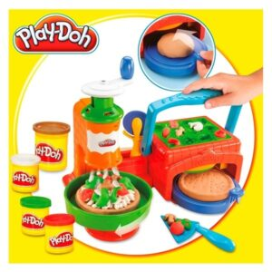 Play Doh - La Pizzeria