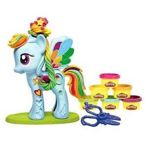 P.Hasbro B0011EU4 - Play-Doh MLP Ultimate Rainbow Dash