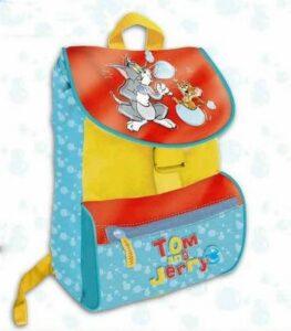 Zainetto Asilo Tom & Jerry