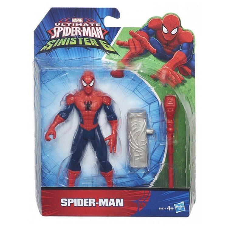 Spiderman - Web City