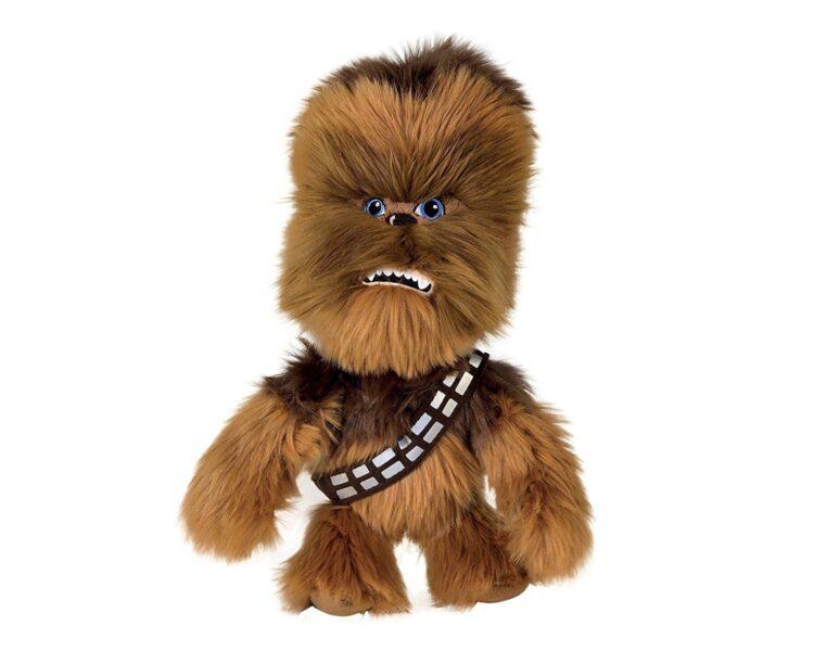 Chewbacca Peluche 25 cm