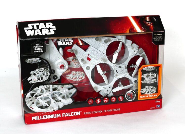 Drone Star Wars Millenium Falcon