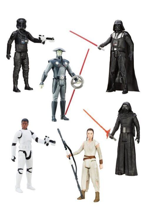 Star Wars Action Figures da collezione