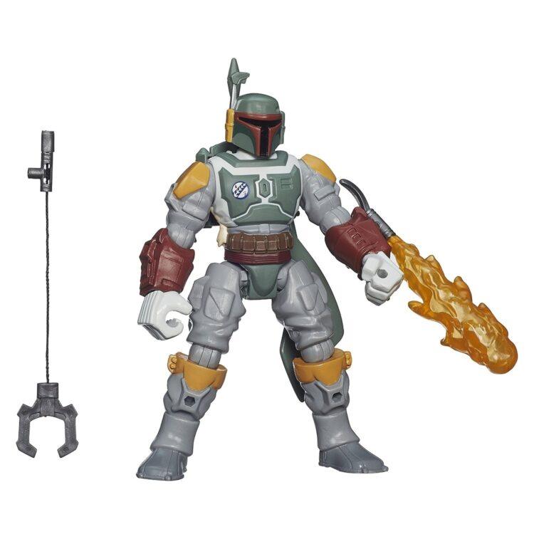 Star Wars Hero Mashers Figurine Deluxe