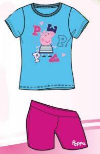 "Completo estivo bimba T-shirt & Short Peppa Pig ""PEPPA"""