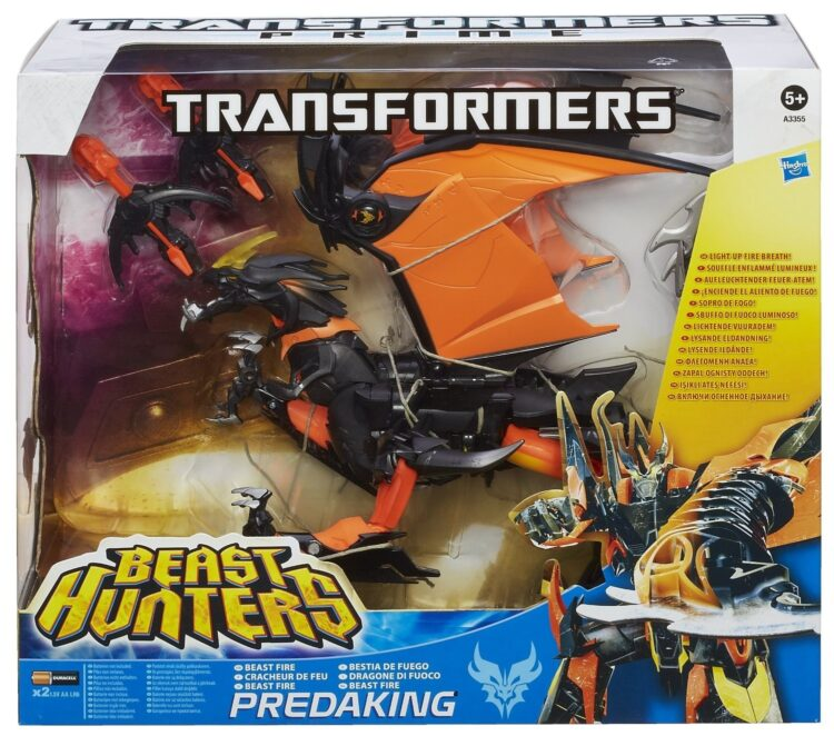Transformers - Dragone di fuoco