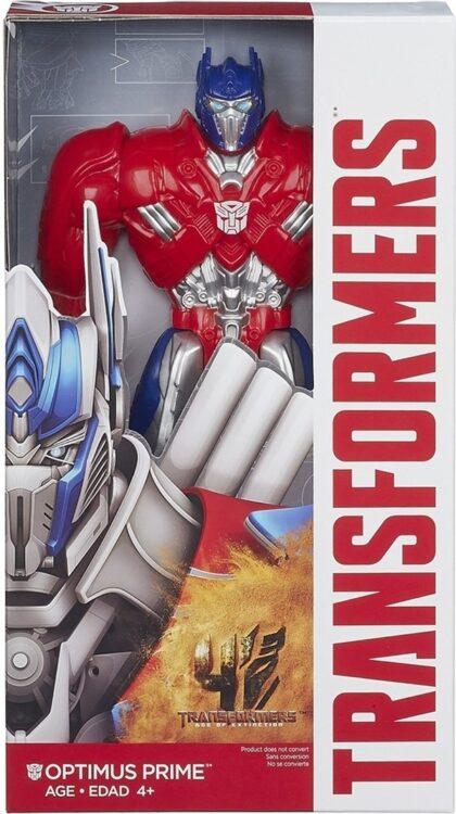 Transformers - MV 4 RID Titan Heroes